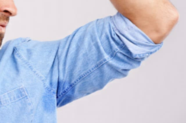 Excessive underarm sweating causes and treatment