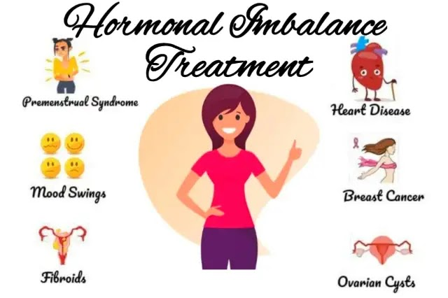 Hormonal imbalance causes, symptoms, and treatment